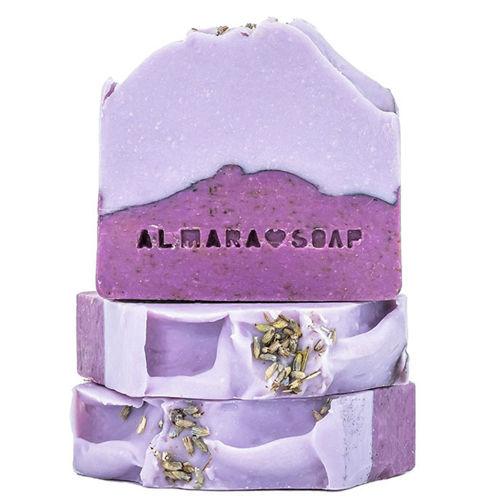 Ručně vyráběné mýdlo Lavender Fields Almara Soap