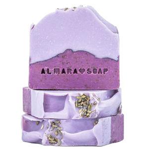 Almara Soap Ručně vyráběné mýdlo Lavender Fields