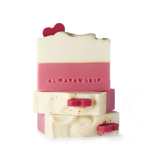 Ručně vyráběné mýdlo Love Almara Soap