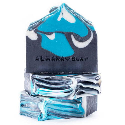 Ručně vyráběné mýdlo Morning Shower Almara Soap