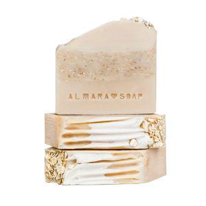 Almara Soap Ručně vyráběné mýdlo Sweet Milk