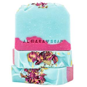 Almara Soap Ručně vyráběné mýdlo  Wild rose