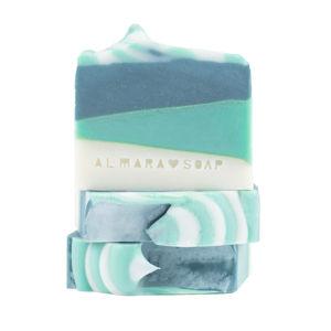 Almara Soap ALMARA SOAP Ručně vyrobené mýdlo Green Tea Cucumber