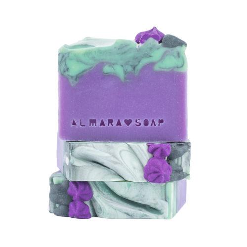 ALMARA SOAP Ručně vyrobené mýdlo Lilac Blossom Almara Soap