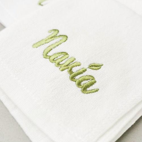 Ručníky na čištění/odličování pleti Kvitok