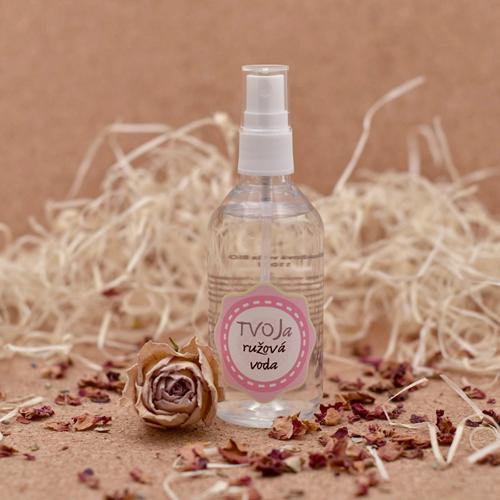 Růžová voda BIO Tvoja kozmetika