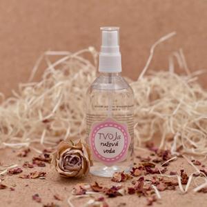 Tvoja kozmetika Růžová voda BIO