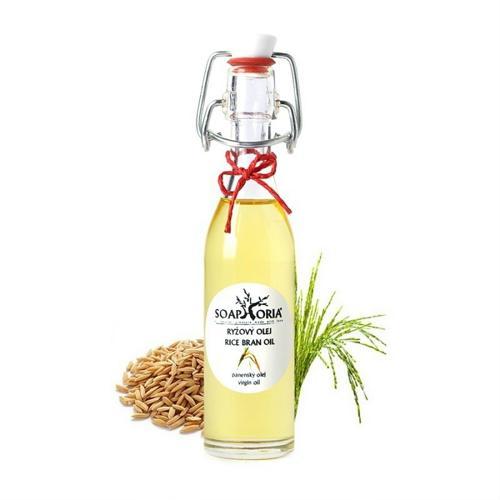 Rýžový olej Soaphoria