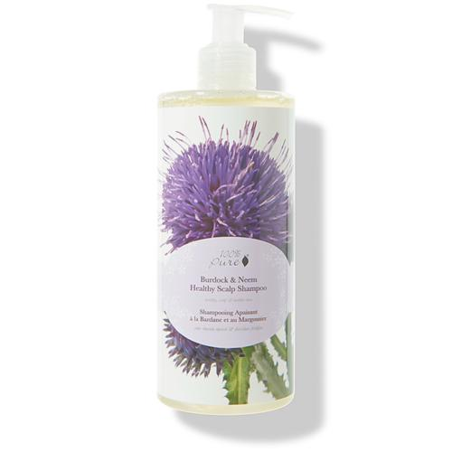 Šampon Lopuch a neem 390 ml 100% Pure