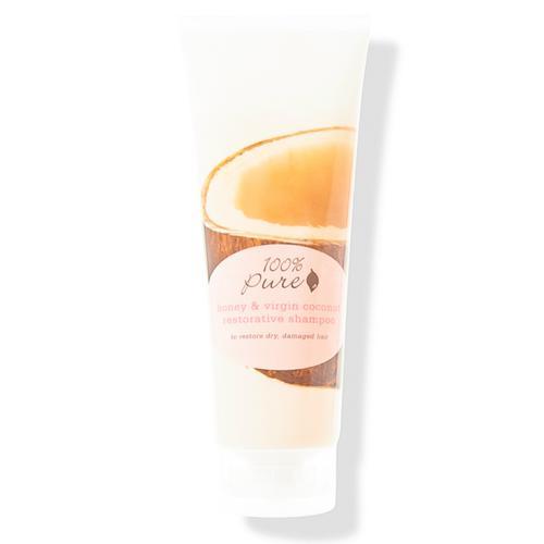Šampon Med a kokos 236 ml 100% Pure