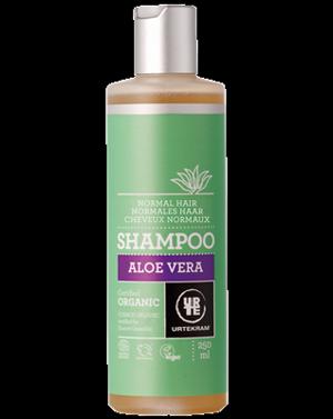 Urtekram Šampon na normální vlasy Aloe vera 250 ml