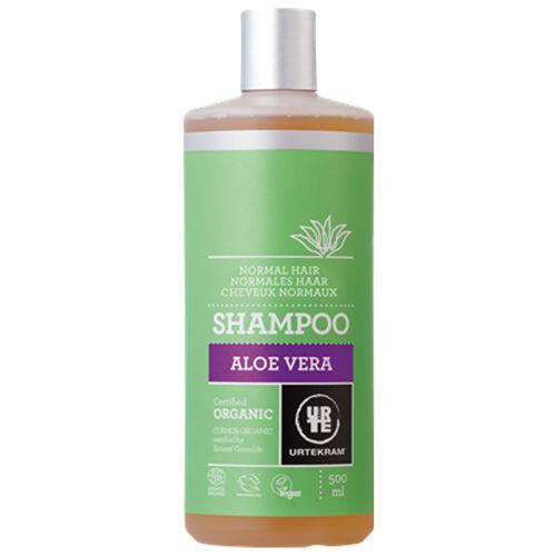 Šampon na normální vlasy Aloe vera 500 ml Urtekram