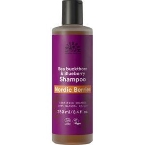Urtekram Šampon na poškozené vlasy Severské bobule 250 ml