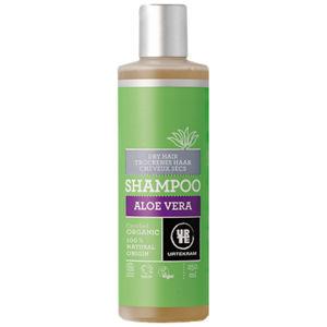 Urtekram Šampon na suché vlasy Aloe vera 250 ml