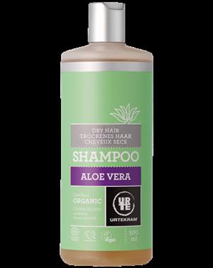 Urtekram Šampon na suché vlasy Aloe vera 500 ml