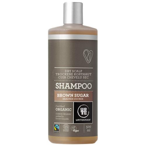 Šampon na vlasy Brown sugar 500 ml Urtekram