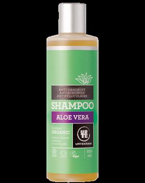 Urtekram Šampon proti lupům Aloe vera 250 ml