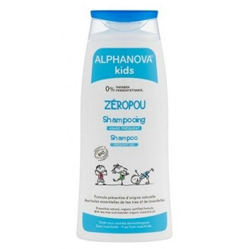 Šampón proti vším Alphanova