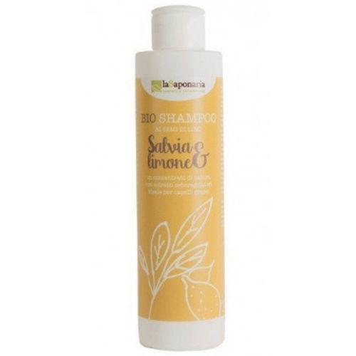 Šampon se šalvějí a citrónem laSaponaria