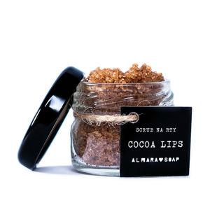 Almara Soap Almara soap Scrub na rty Cocoa lips