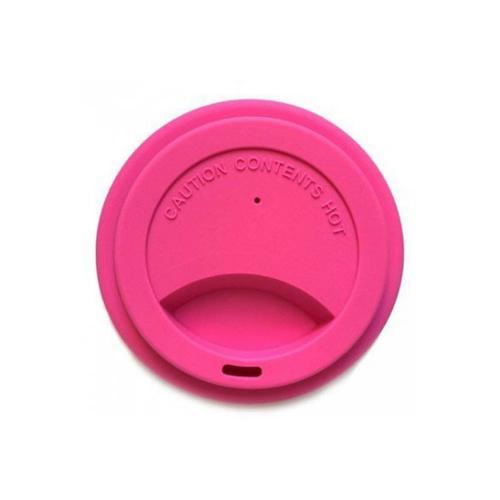 Silikonové víčko na kelímek Růžová Jack N' Jill