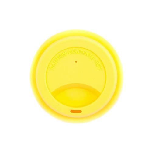 Silikonové víčko na kelímek Žlutá Jack N' Jill