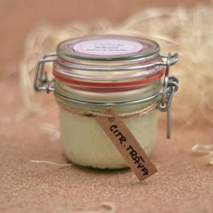 Tvoja kozmetika Šlehané tělové máslo citronová tráva
