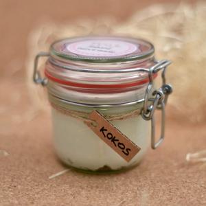 Tvoja kozmetika Šlehané tělové máslo kokos