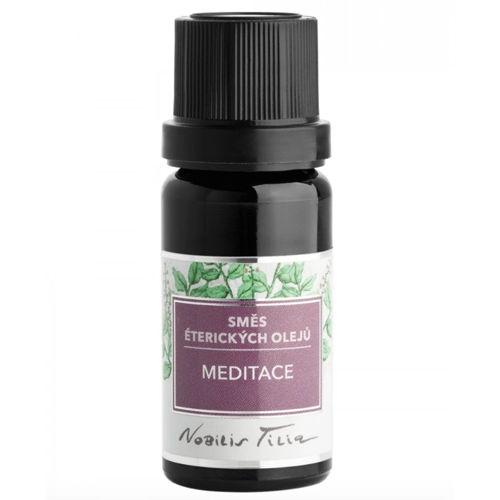 Směs éterických olejů Meditace Nobilis Tilia
