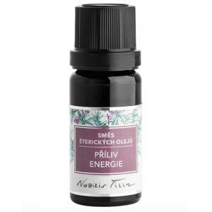 Nobilis Tilia Směs éterických olejů Příliv energie