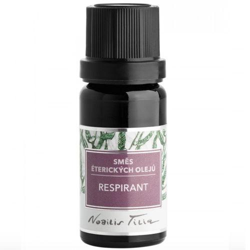 Směs éterických olejů Respirant Nobilis Tilia