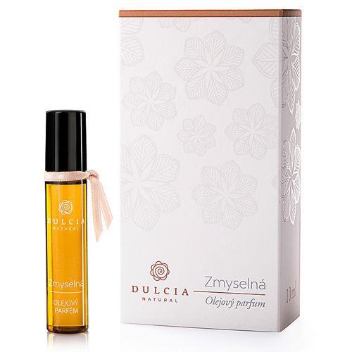 Smyslná - olejový parfém Dulcia natural
