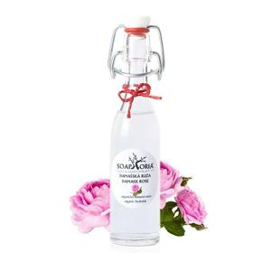 Soaphoria Damašská růže - organická květová voda