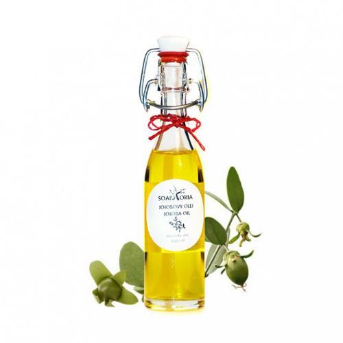 Jojobový olej BIO panenský Soaphoria