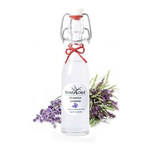 Levandule lékařská - organická květová voda Soaphoria