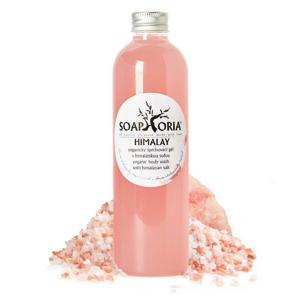 Soaphoria Organický sprchový gel Himalay s himalájskou solí