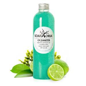 Soaphoria Organický sprchový gel Oceanizer s mořskou solí