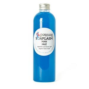 Soaphoria Organický sprchový gel Soapgasm Muž