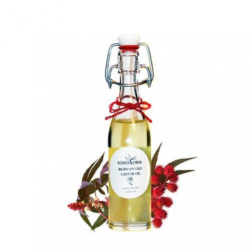 Ricinový olej BIO panenský Soaphoria