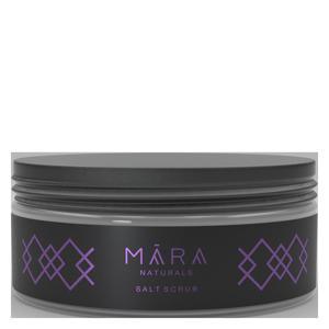 Mara Naturals Solný tělový peeling Borůvka