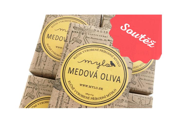 SOUTĚŽ o 5x Mylo mýdlo Medová oliva