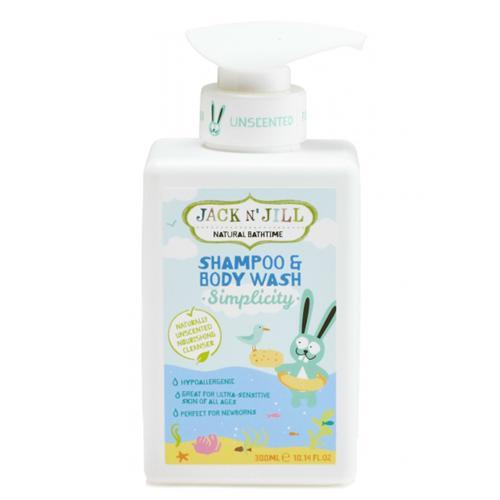 Sprchový gel a šampon Simplicity Jack N' Jill