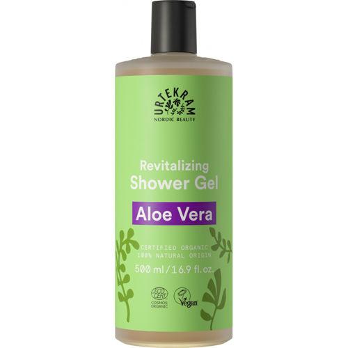 Sprchový gel Aloe vera 500 ml Urtekram
