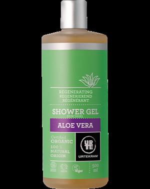 Urtekram Sprchový gel Aloe vera 500 ml
