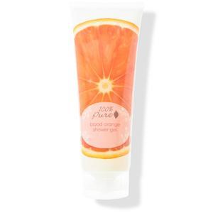 100% Pure Sprchový gel Krvavý pomeranč