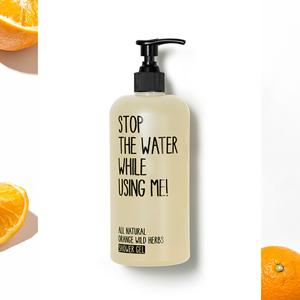 Stop the Water While Using Me! Sprchový gel Pomeranč & Divoké bylinky