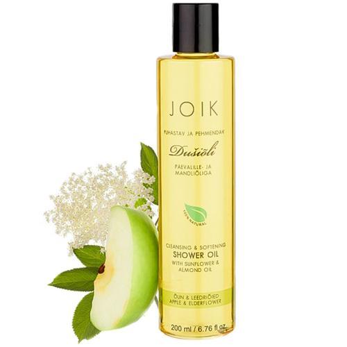 Sprchový olej Jablko & Bezinka Joik