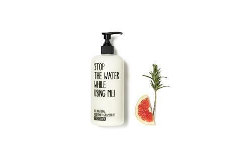 STOP THE WATER WHILE USING ME! - představení nové značky