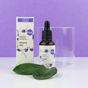 Navia/Kvitok Švestkový olej