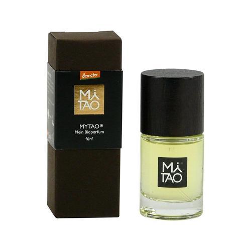 Recenze BIO parfém Fünf, MYTAO